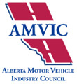 AMVIC - Alberta Motor Vehicle Industry Council logo